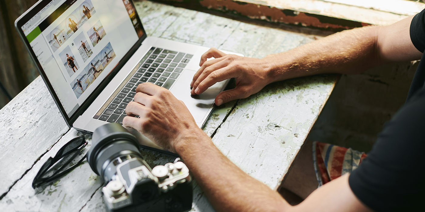 Pourquoi déployer une photothèque en ligne?